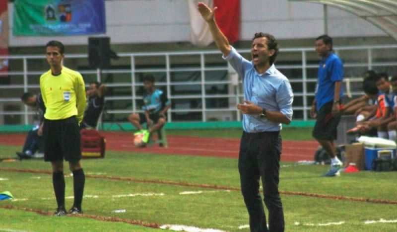 Kata Luis Milla soal filosofi sepak bola Indonesia  Olah Raga