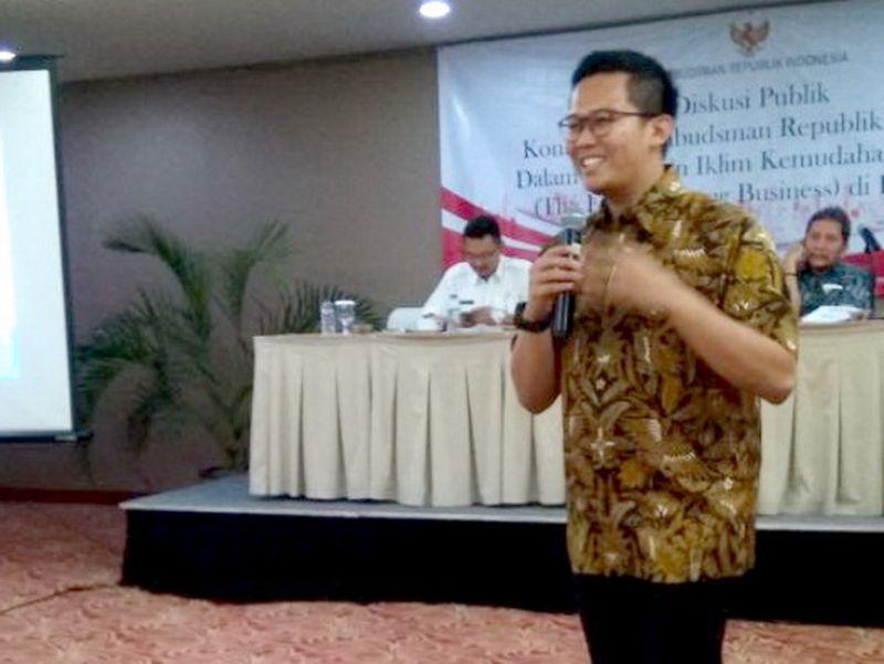 Wakil Ketua Umum Kamar Dagang dan Industri (Kadin) Jatim Bidang Hubungan Antarkelembagaan Kebijakan Publik Otonomi Daerah, Ali Afandi.