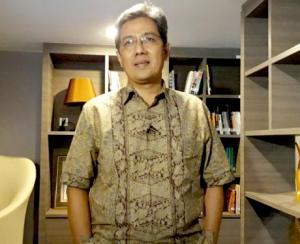 Managing Director Presiden Office Sinar Mas Land, Dhony Rahajoe.