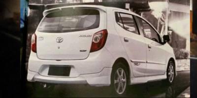 Daihatsu banderol Ayla Rp75 jutaan?