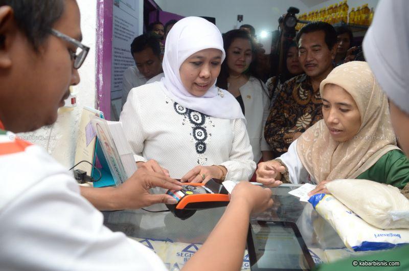 BNI Perluas E-Warung KUBE | Momen Bisnis