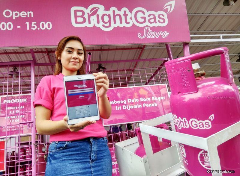 Pertamina Luncurkan Aplikasi Bright Home Service Momen Bisnis
