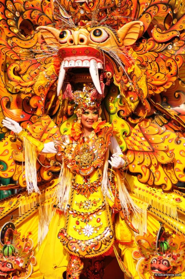 Hasil gambar untuk banyuwangi ethno carnival 2013