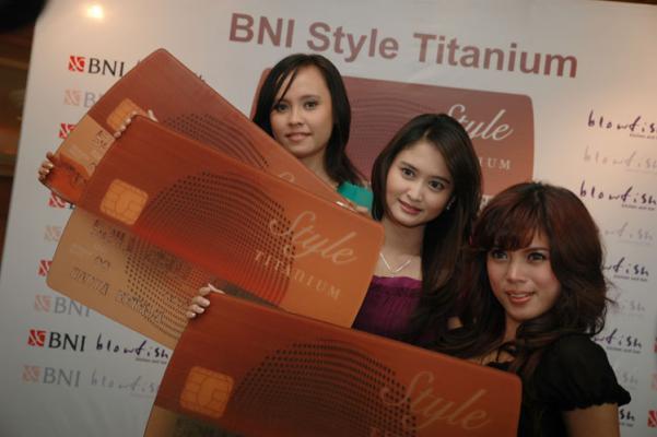 Bni Luncurkan Kartu Kredit Bni Style Titanium Momen Bisnis
