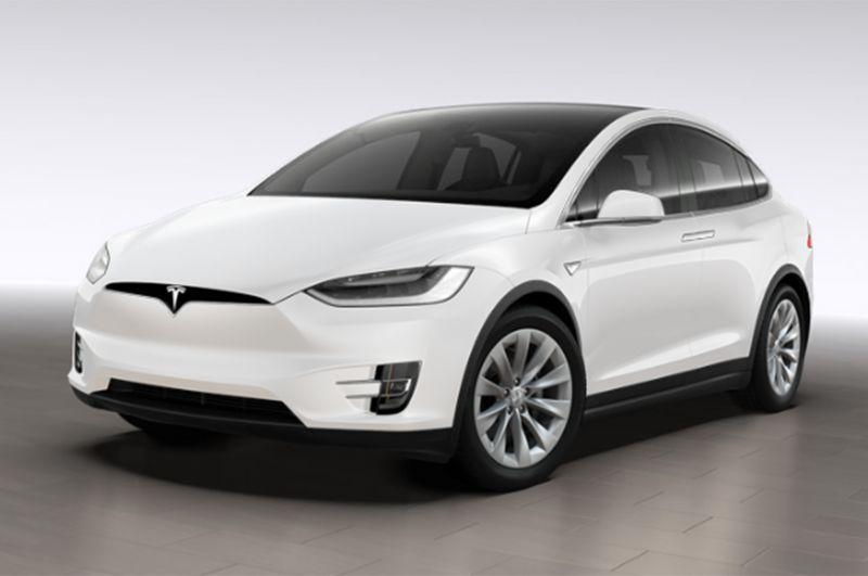 Model X 60d Suv Versi Murah Dari Tesla Otomotif