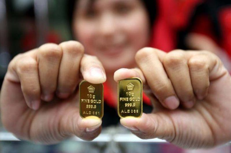 Harga Jual Emas Antam Di Surabaya Turun Rp1000 Lain Lain