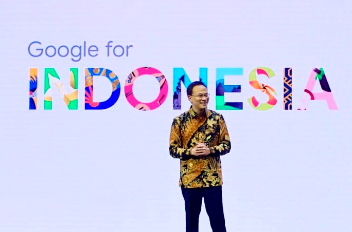 Managing Director Google Indonesia, Randy Jusuf