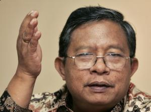 Gubernur Bank Indonesia Darmin Nasution